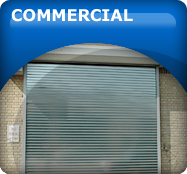 Garage door commercial services